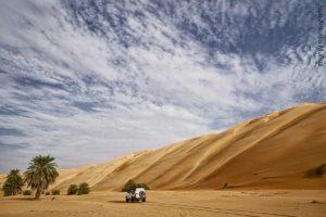 Dunas del Amatlich. Mauritania