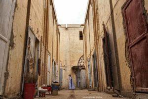 Calle de Atar. Mauritania