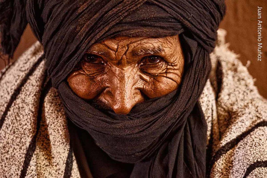 Mohamed caravanero. Marruecos