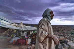 Esperando la lluvia. Marruecos