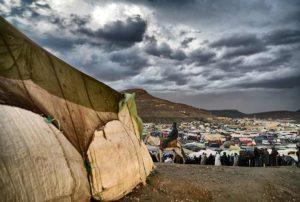 Tienda y mercado. Marruecos