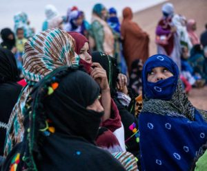 Mujeres del desierto. Marruecos