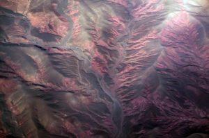 Atlas arterias. Marruecos