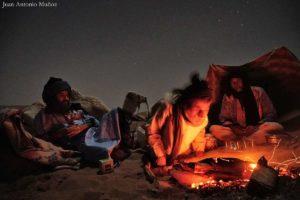 Té en el desierto. Marruecos