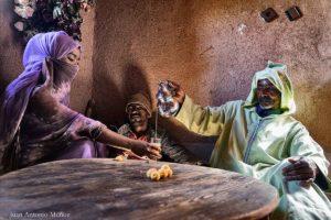 Khalifa y el té. Marruecos