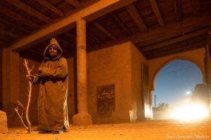 Entrada Maadid. Marruecos