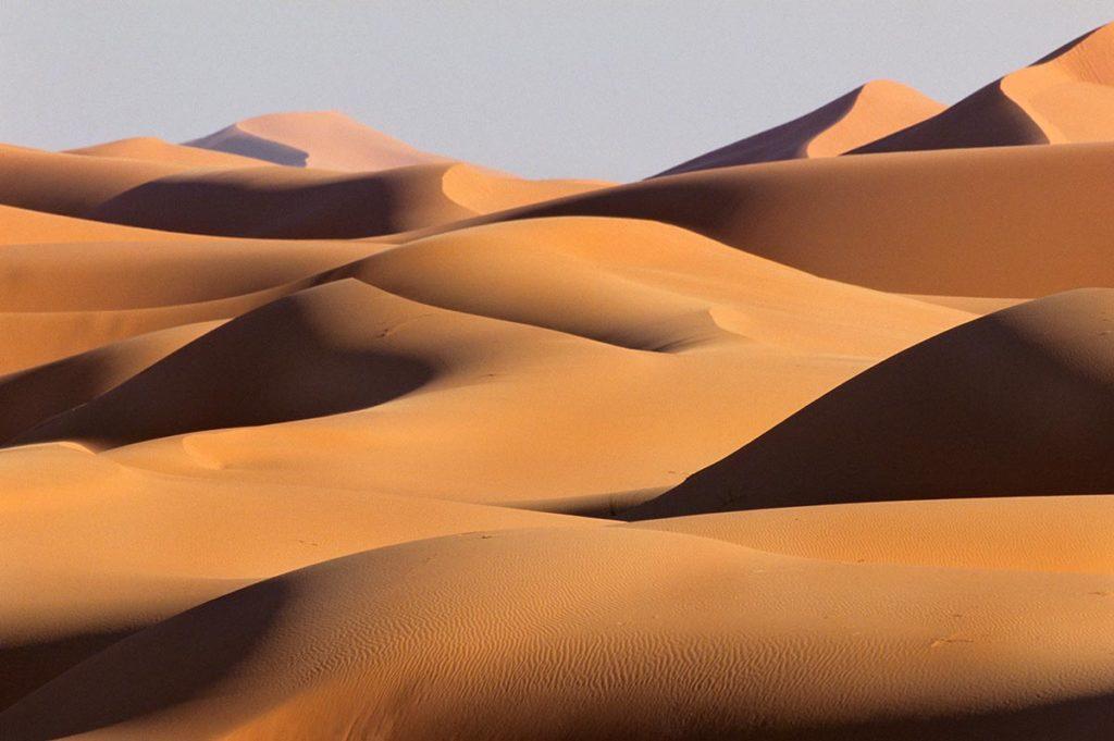 Dunas body. Marruecos