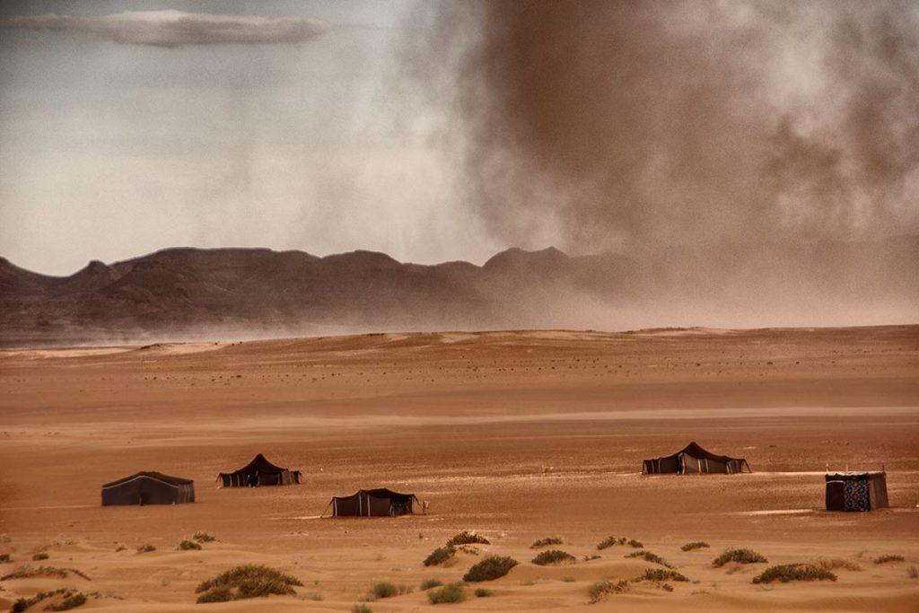 Viento de arena. Marruecos