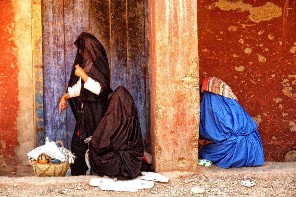 Souk el Had. Marruecos