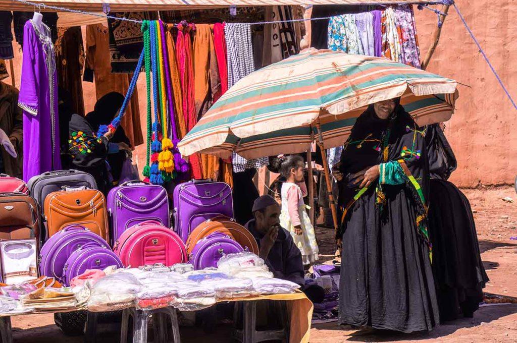 Ouled Amar. Marruecos