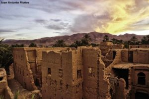 El Hara. Marruecos