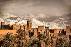 Kasbah Timatdit. Marruecos