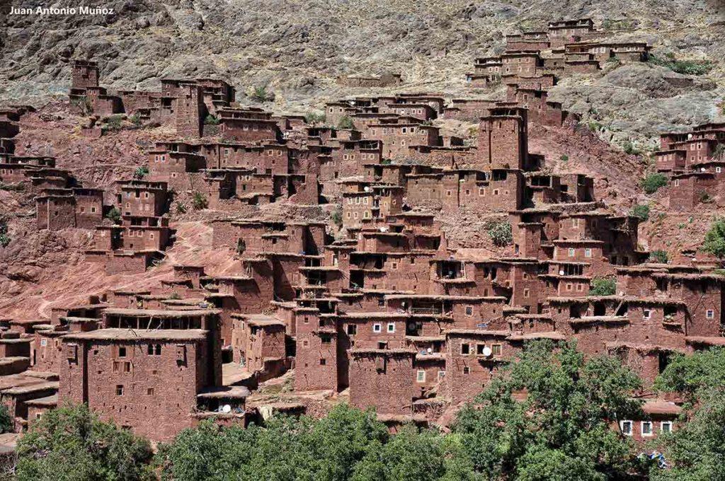Maghdaz 2. Marruecos