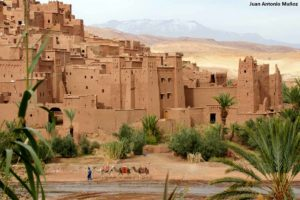 Kasba Ait Benhaddou 2. Marruecos