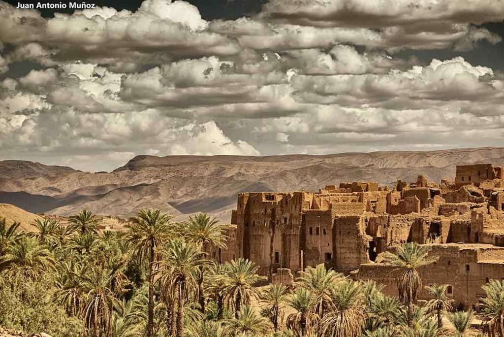 Ksar Aslim. Marruecos