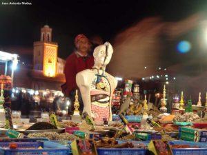 Jemaa Fna. Marruecos