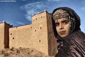Saharaui. Marruecos