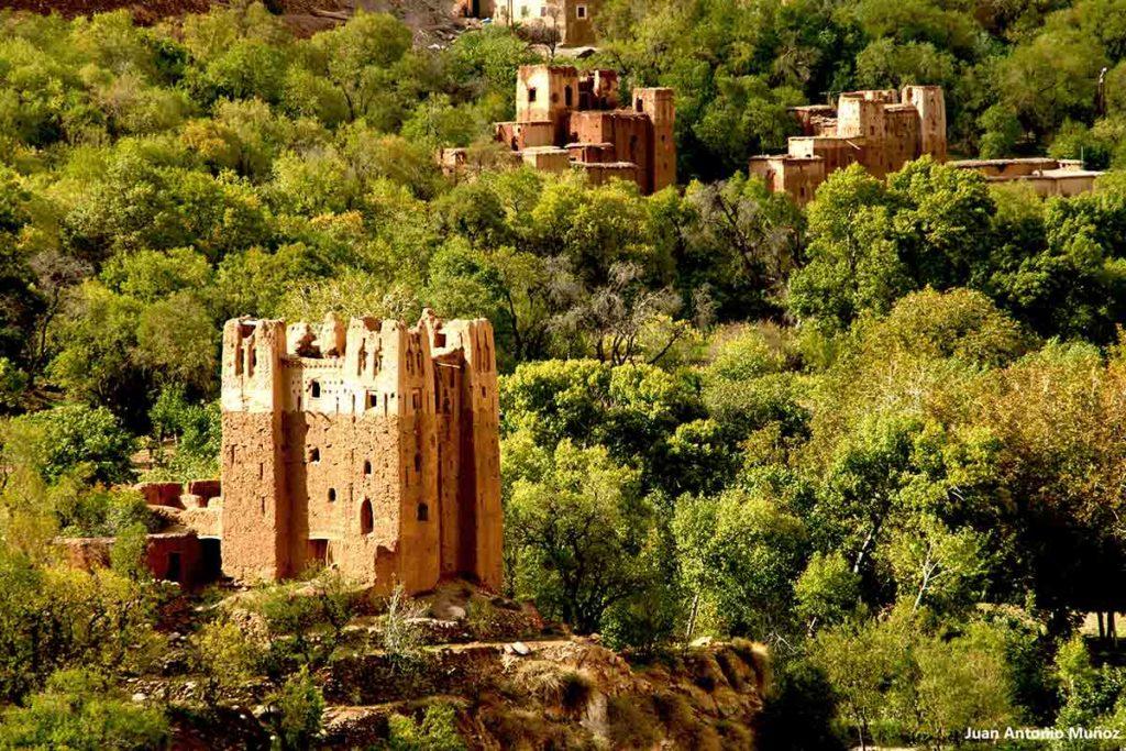 Kasbah Toundout. Marruecos