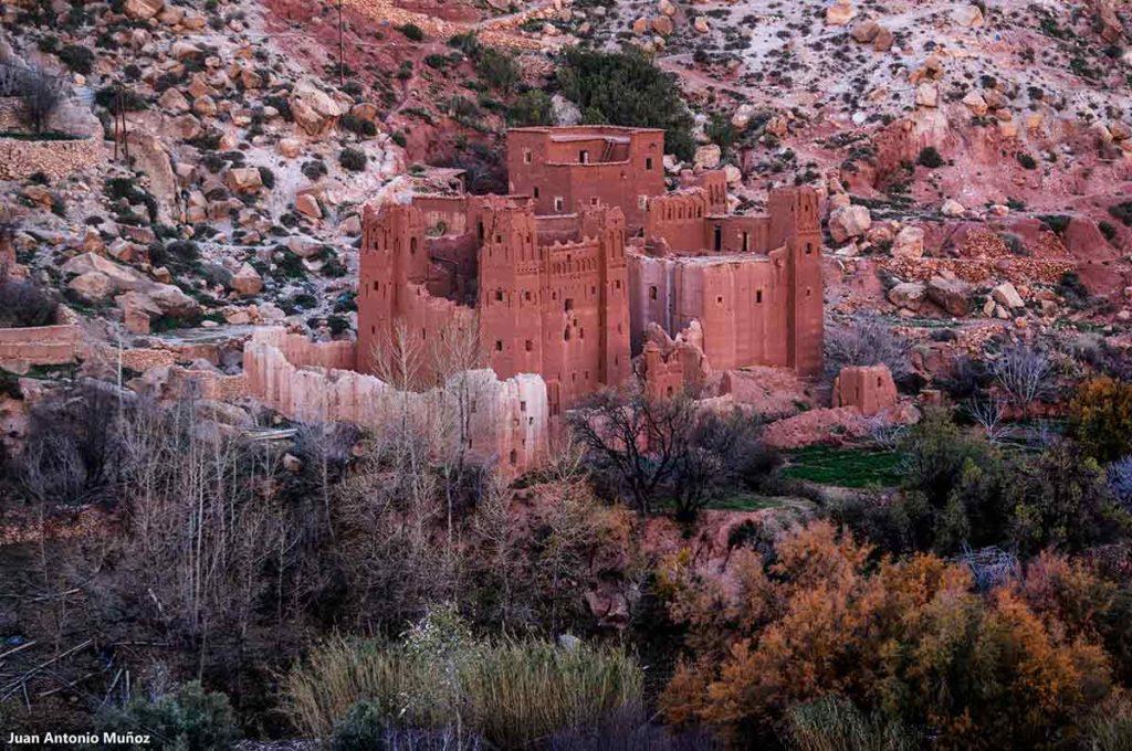 Kasbah Ounila. Marruecos