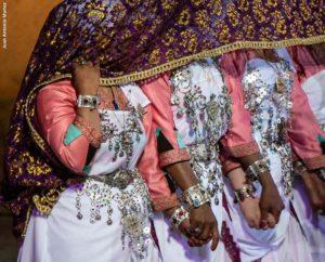 Mujeres en Ahwach. Marruecos