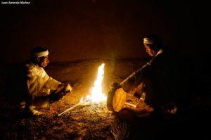 Calentando el tambor. Marruecos