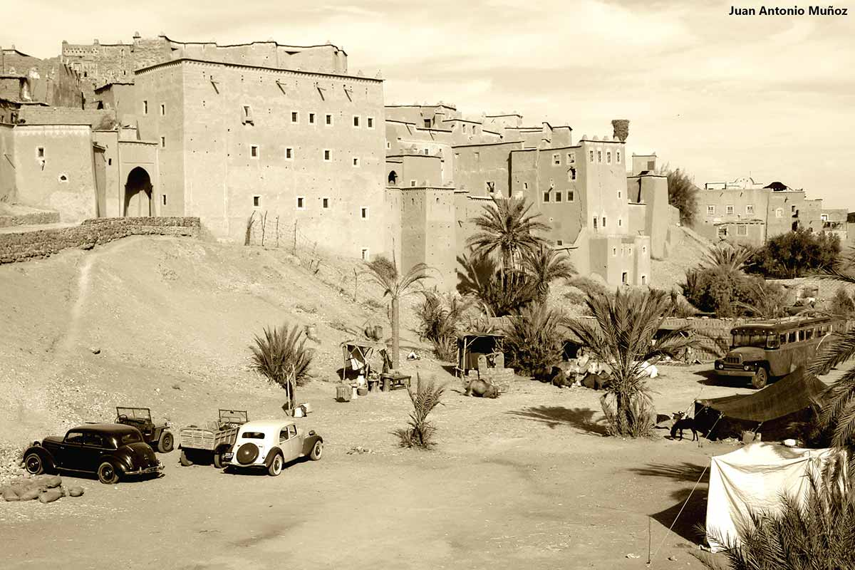 Old taourirt Marruecos