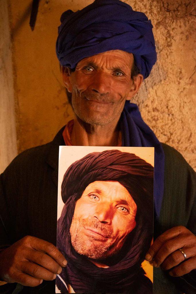 Said Amzri. Marruecos