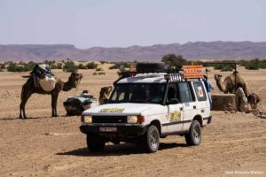 Discovery en pozo. Marruecos
