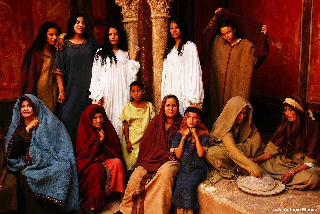 Grupo Taourirt. Marruecos