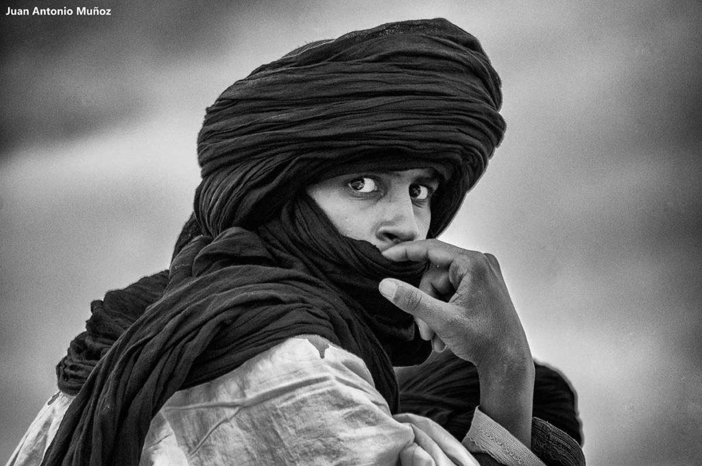 Camellero El Mundo. Marruecos