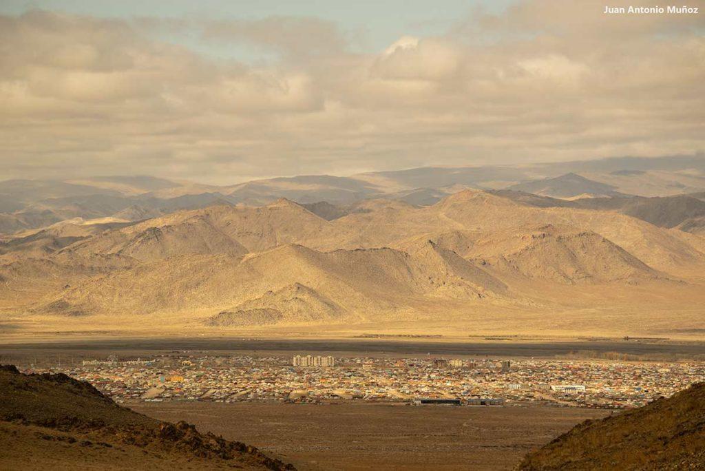 Ulgii. Mongolia