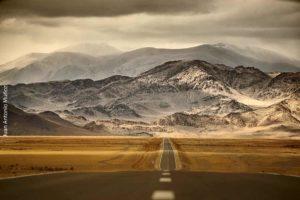 Carretera Altai. Mongolia
