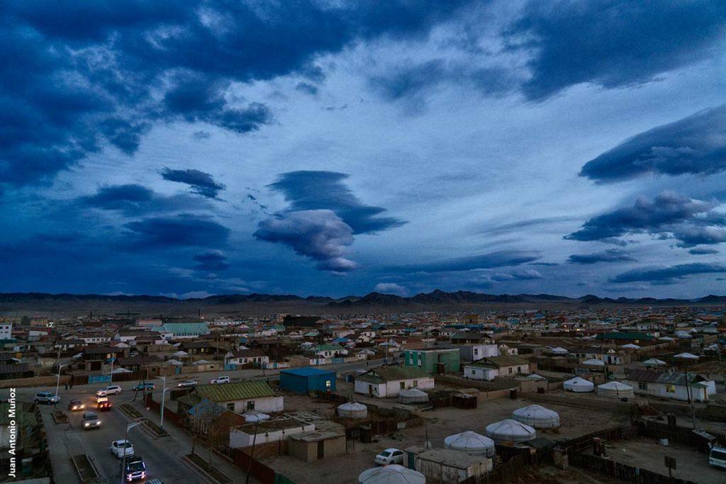 Khovd. Mongolia