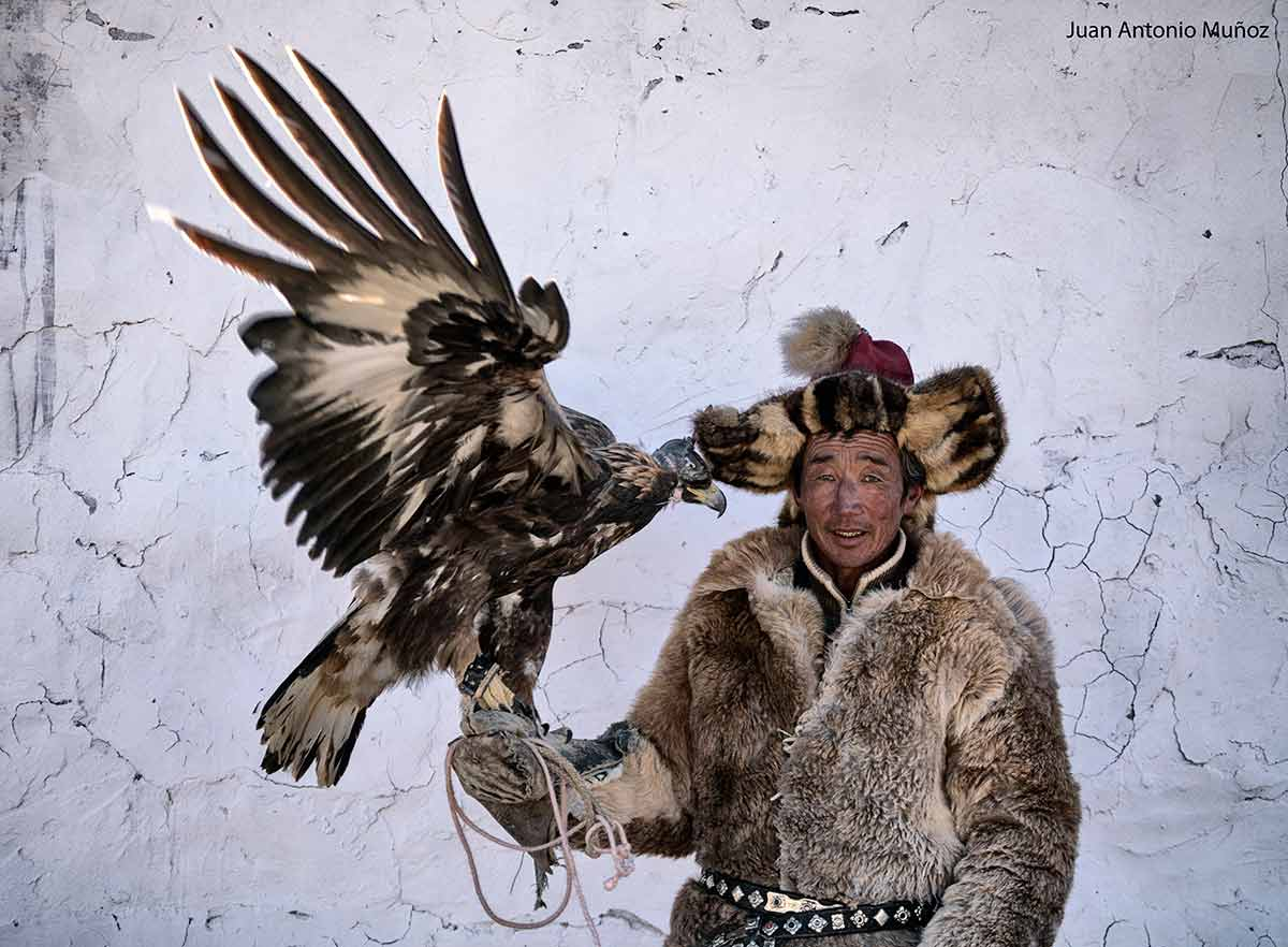 Eaglehunter. Mongolia