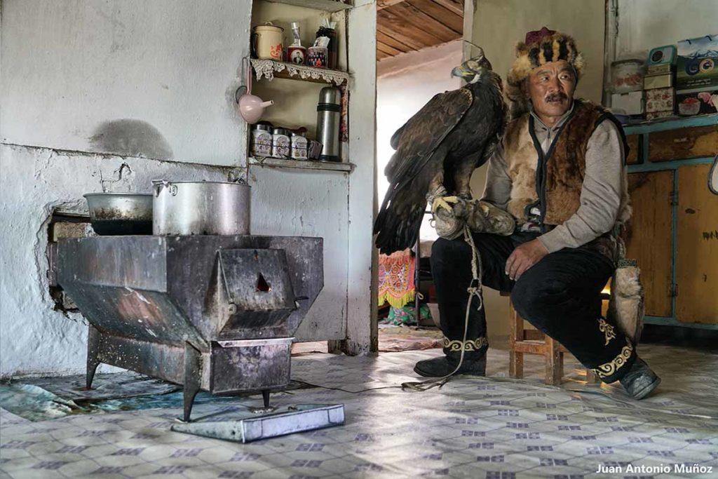 Cocina y cazador 2. Mongolia