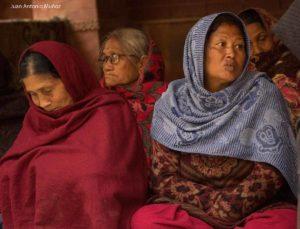 Mujeres Kathmandu. Nepal