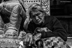 Retrato. Nepal