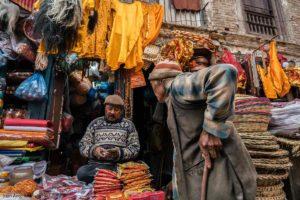 Regateo. Nepal