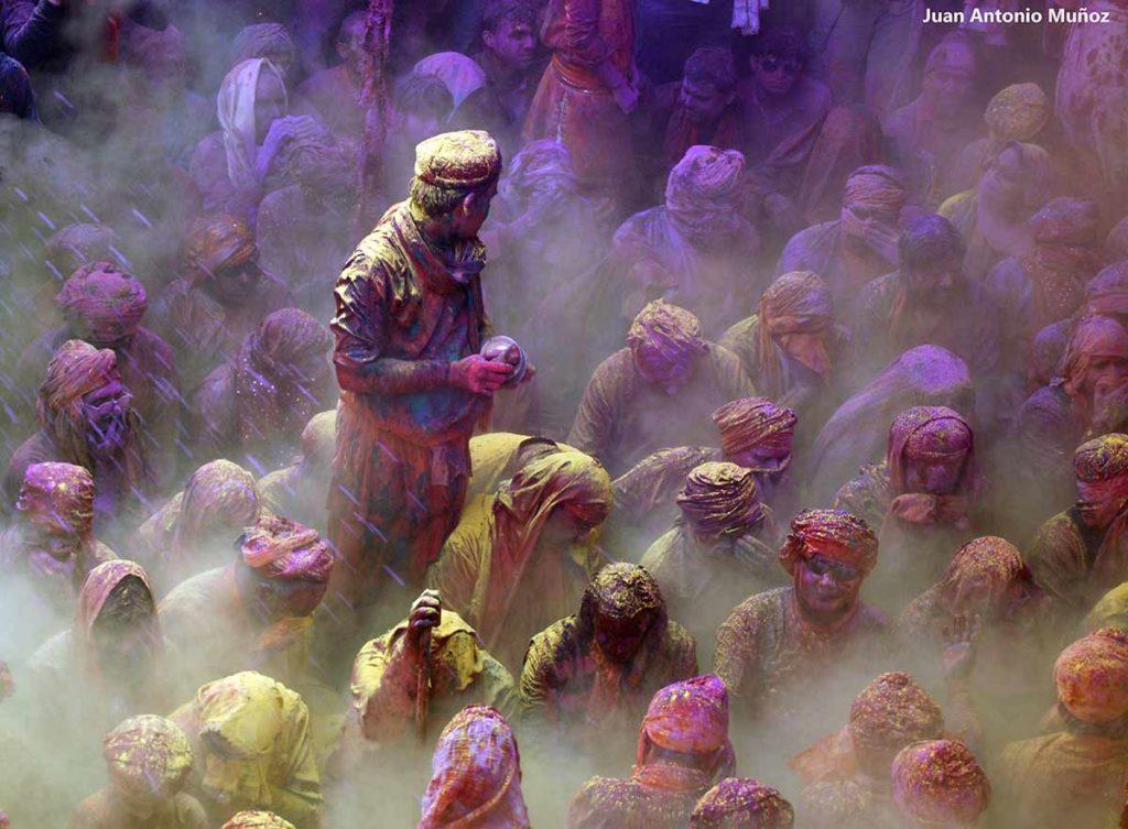 Holi 3. India