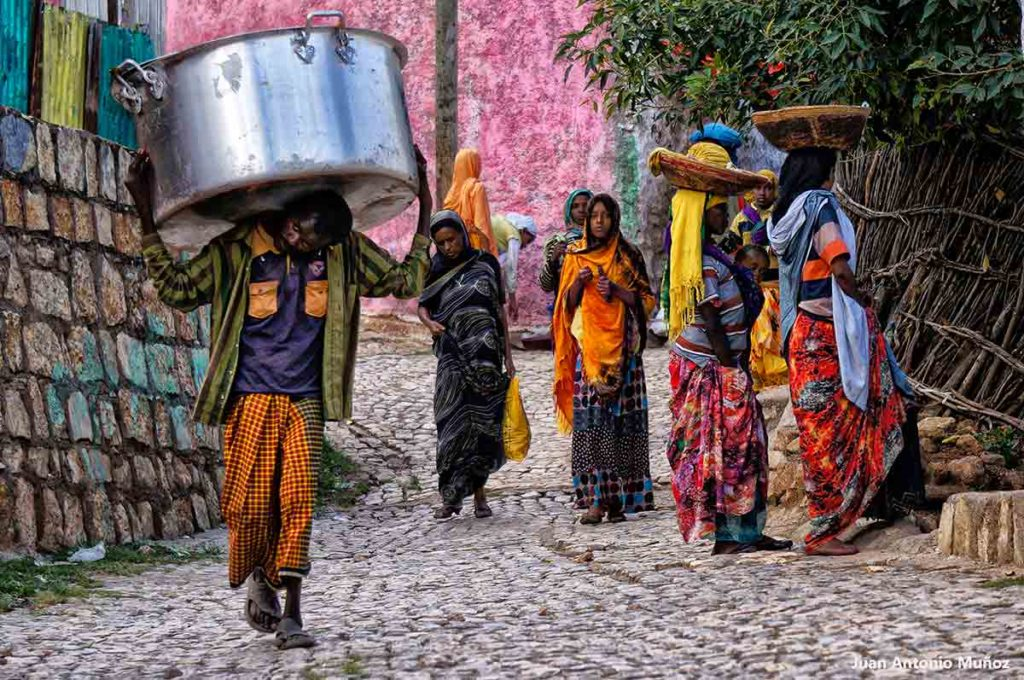 Harare 2. Etiopía