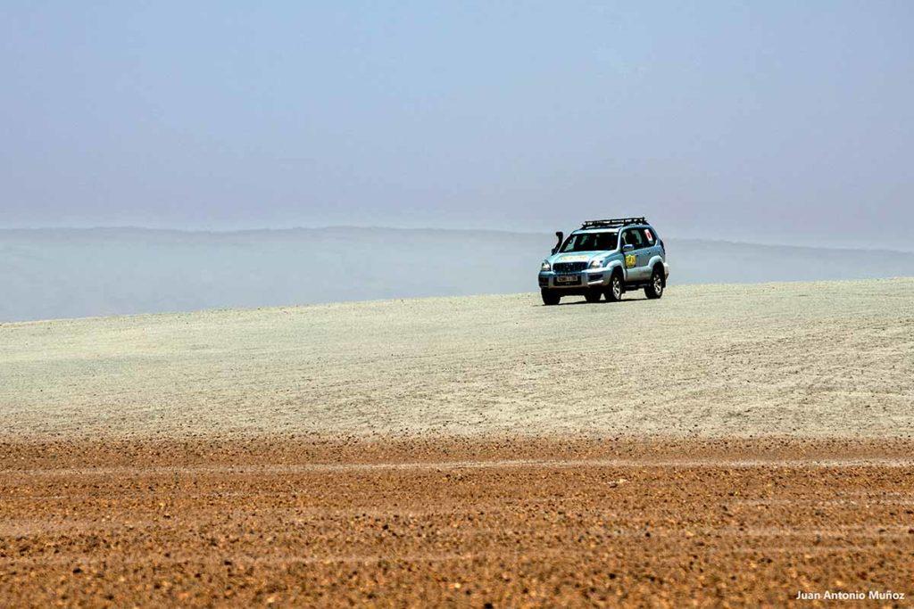 Circulando 4x4. Marruecos