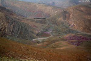 Tierra de colores. Marruecos