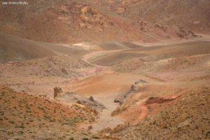 Campo dulce. Atlas. Marruecos