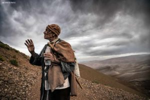 Pastor Atlas. Marruecos