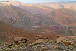 Rocas y color. Atlas. Marruecos