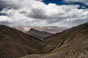 Barrancos. Atlas. Marruecos