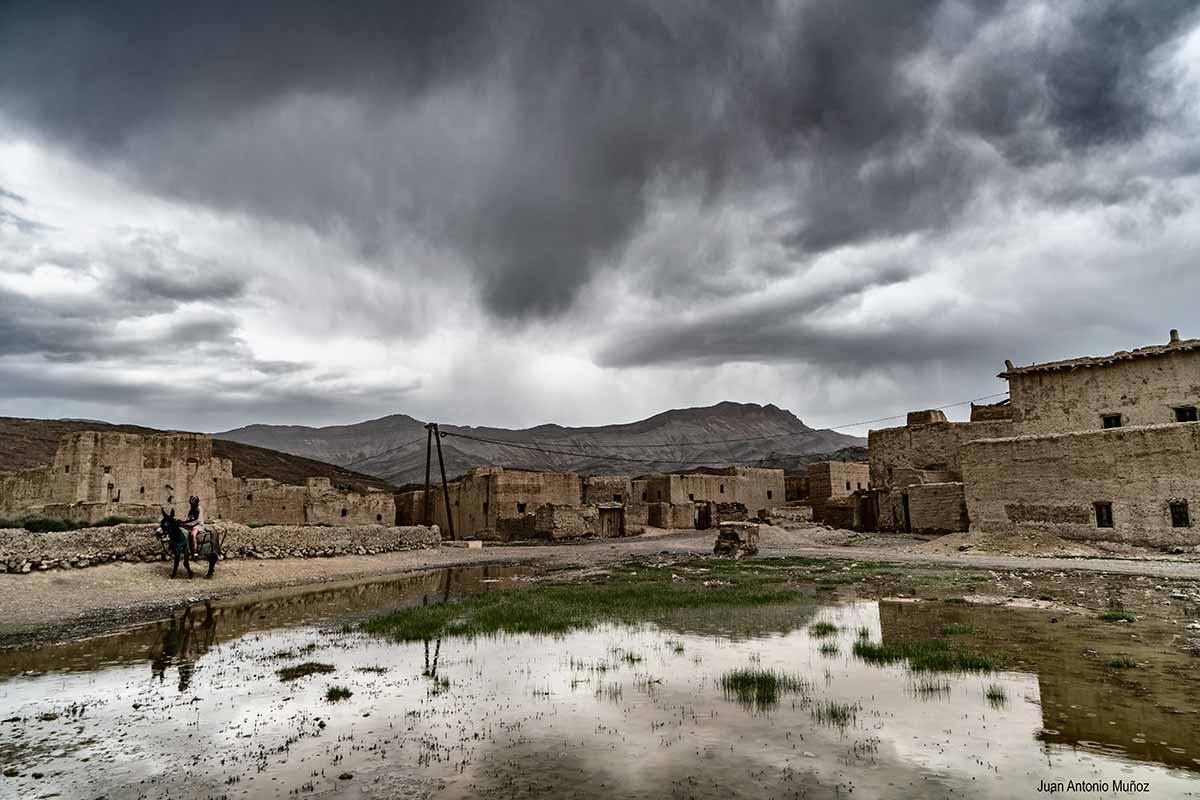 Bousmou. Marruecos