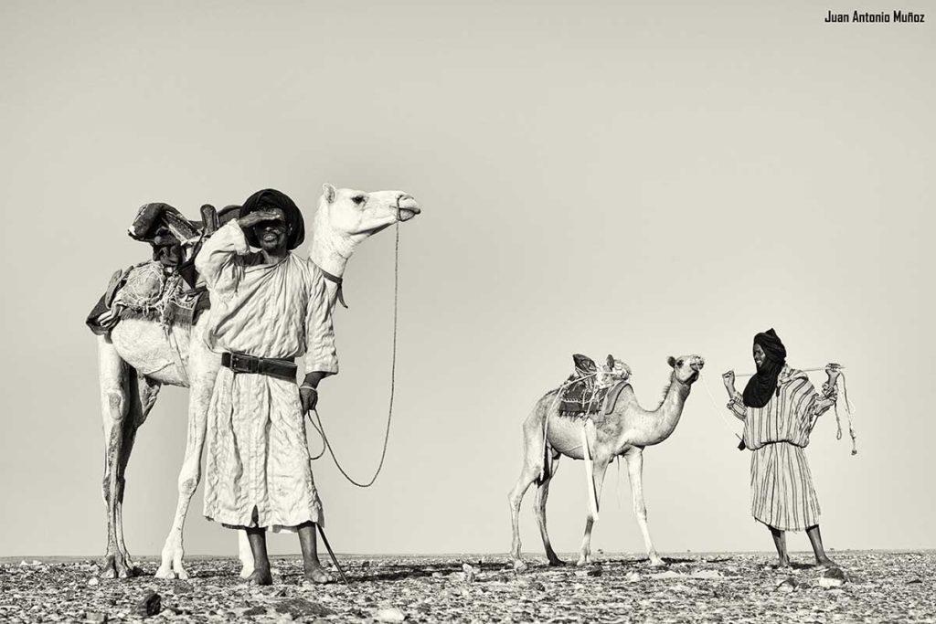 Mauras. Mauritania