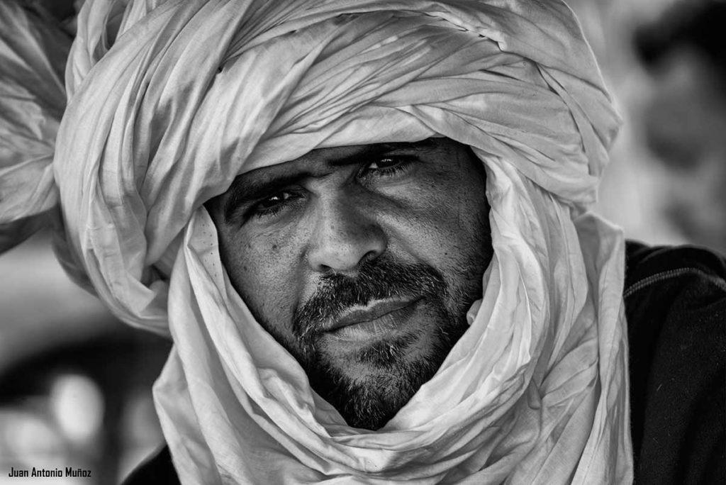 Brahim Sbai. Marruecos