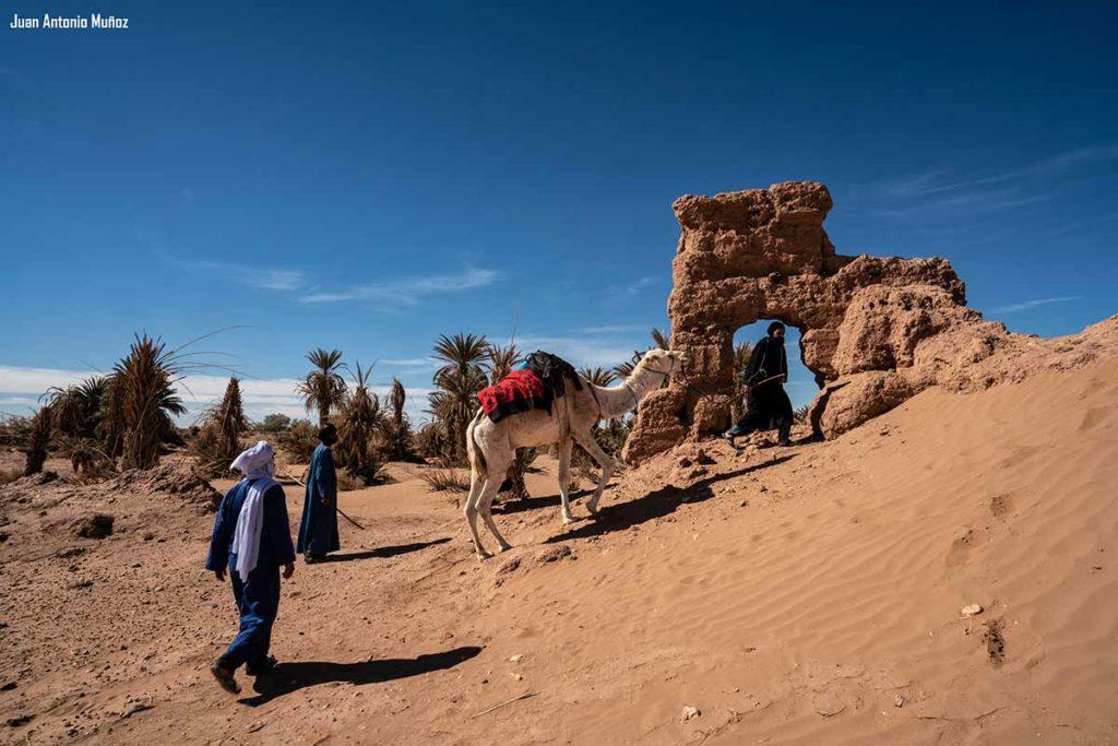 Pueblos abandonados. Marruecos